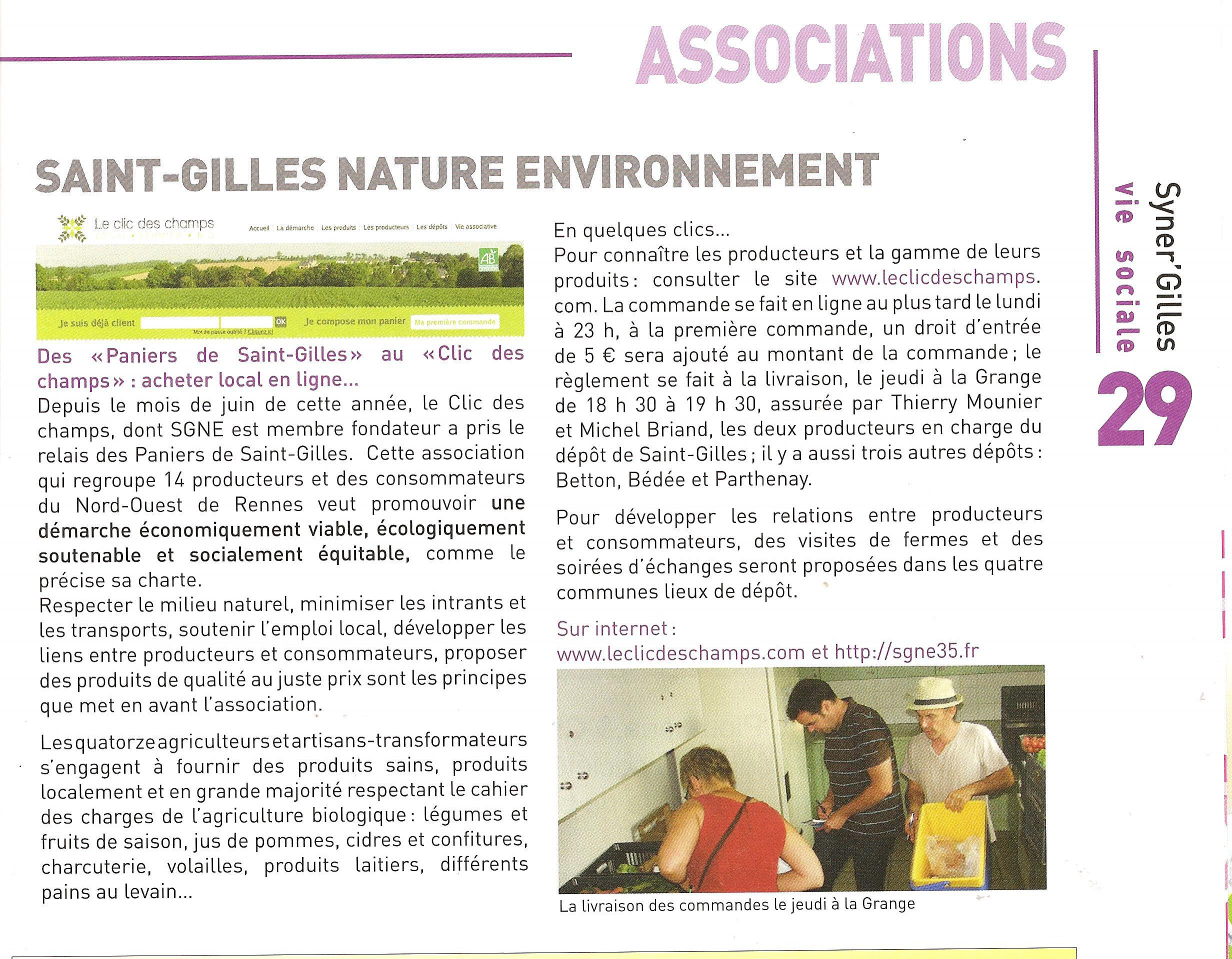 Article SYNERGILLE Oct 13