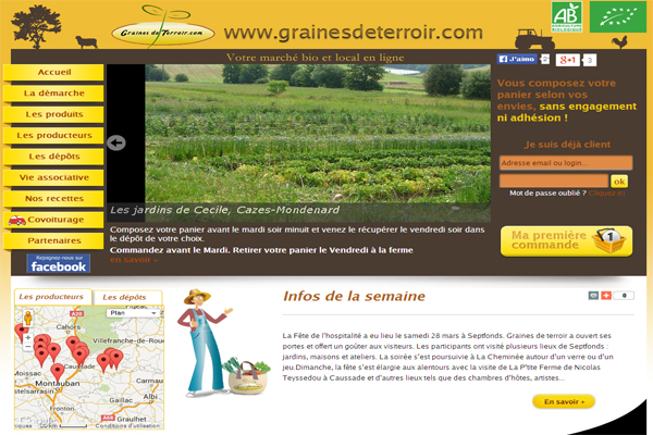article illu Graines de terroir